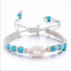 Bohemian Beach Shell Bracelet